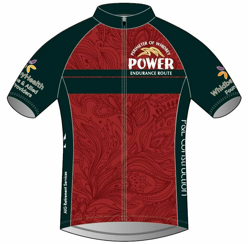 Official Power Route Jersey